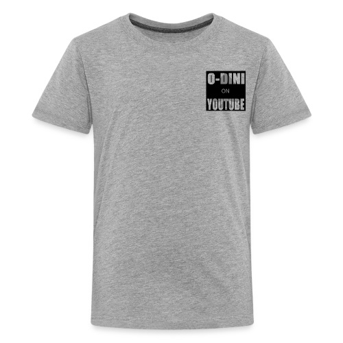 O-Dini on YouTube - Kids' Premium T-Shirt