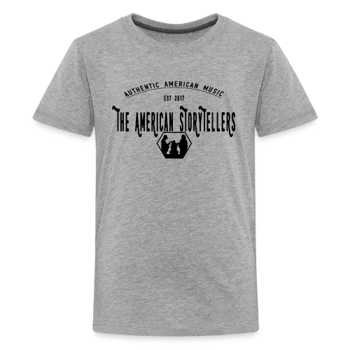 Authentic American Storytellers - Kids' Premium T-Shirt