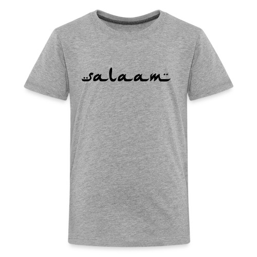salaam black - Kids' Premium T-Shirt
