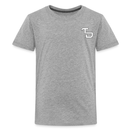 TD Small logo - Kids' Premium T-Shirt