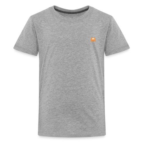 NooBGameZ Logo - Kids' Premium T-Shirt