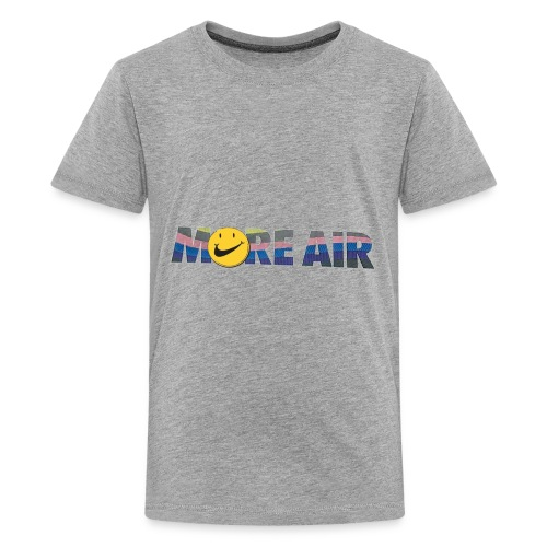 More A!R 2 - Kids' Premium T-Shirt