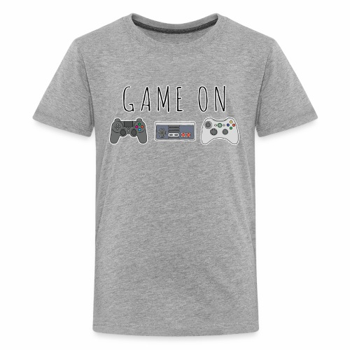 Game On - Kids' Premium T-Shirt
