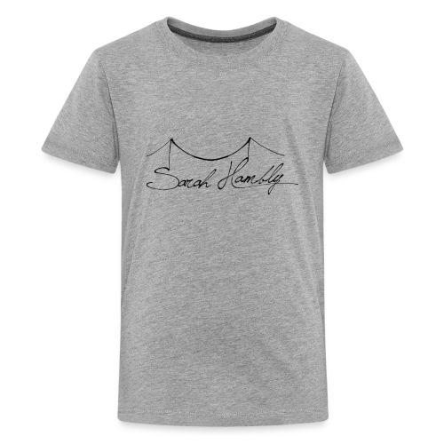 Sarah Hambly - Kids' Premium T-Shirt