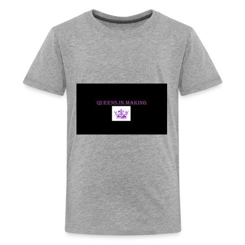 queens type1 - Kids' Premium T-Shirt