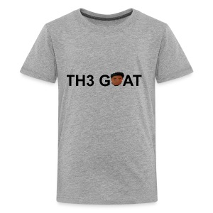 The goat cartoon - Kids' Premium T-Shirt
