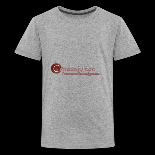 Crimson Moon PI - Kids' Premium T-Shirt
