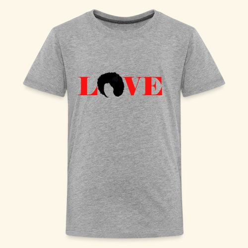 Love natural tee - Kids' Premium T-Shirt