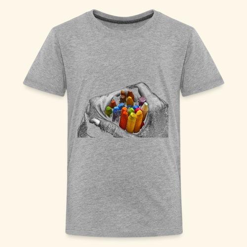 Hand+science - Kids' Premium T-Shirt