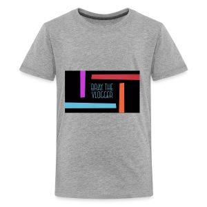 The intro merch - Kids' Premium T-Shirt
