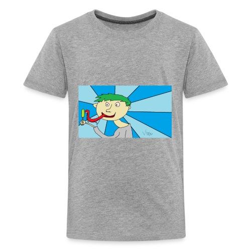 Ligan av legender 2 merch - Kids' Premium T-Shirt