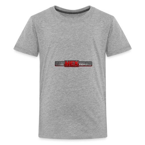 The Hex Wars Updated Logo - Kids' Premium T-Shirt