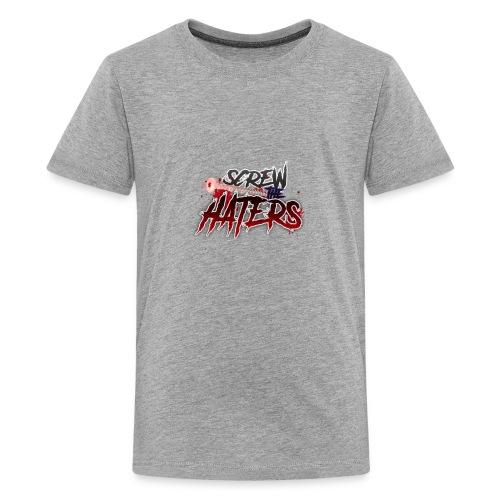 ScrewTheHaters - Kids' Premium T-Shirt