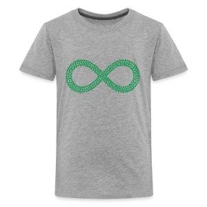 Marijuana Infinity California Love Hemp 420 Shirt - Kids' Premium T-Shirt