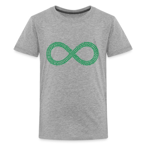 Marijuana Infinity California Love Hemp 420 Shirt - Kids' Premium T-Shirt