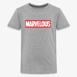 Marvelous - Kids' Premium T-Shirt
