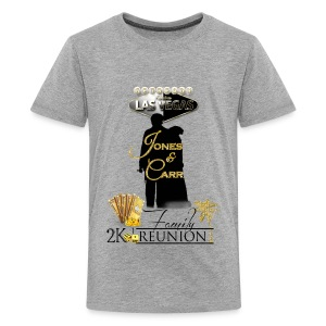 Jones Reunion 2K17 - Kids' Premium T-Shirt