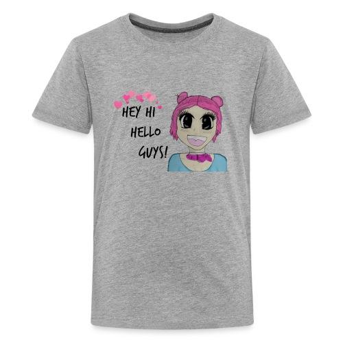Hey Hi Hello Guys - Kids' Premium T-Shirt