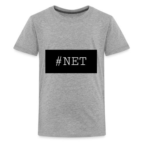 0047F5A2 8393 4AF0 9DA1 2A2880CE602B - Kids' Premium T-Shirt