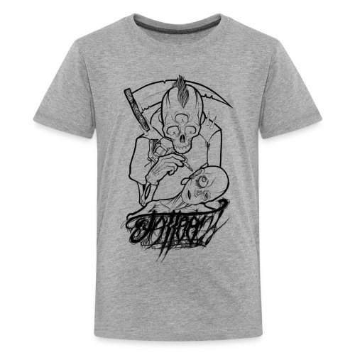 Dead's art. - Kids' Premium T-Shirt