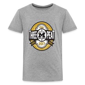 3peat - Kids' Premium T-Shirt