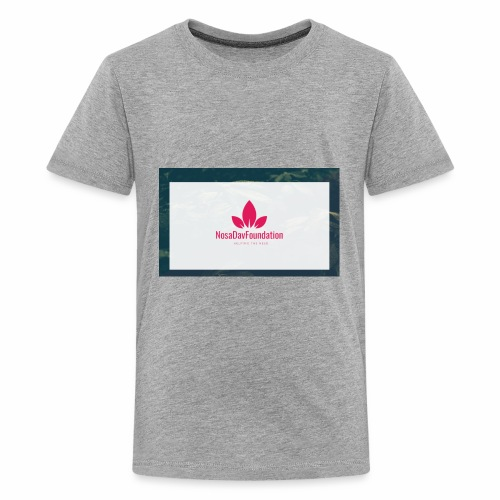 NosaDavFoundation - Kids' Premium T-Shirt