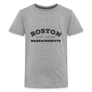 Boston Massachusetts - Kids' Premium T-Shirt