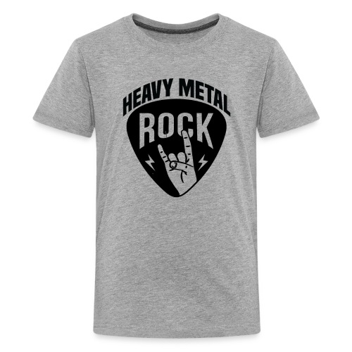 Heavy Metal Rock - Kids' Premium T-Shirt