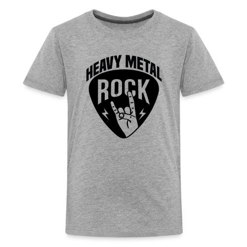 Heavy Metal Rock - Kids' Premium T-Shirt