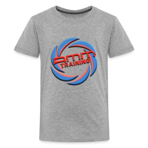 AMMT LOGO WEB - Kids' Premium T-Shirt