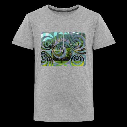 Ho'omaluhia Dreaming - Kids' Premium T-Shirt