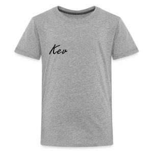 Kgtalic kev logo - Kids' Premium T-Shirt