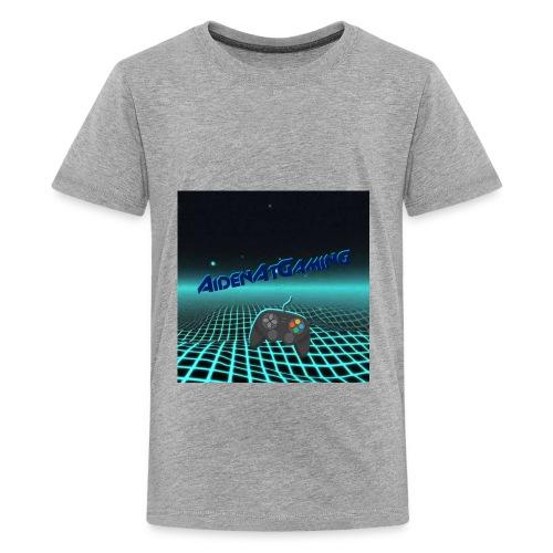 AIdenAtGaming - Kids' Premium T-Shirt