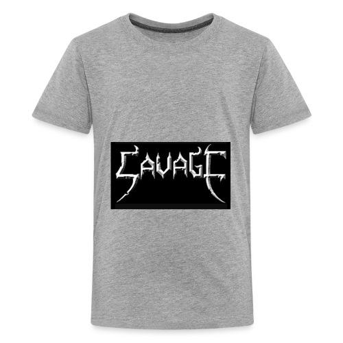 Savage print - Kids' Premium T-Shirt