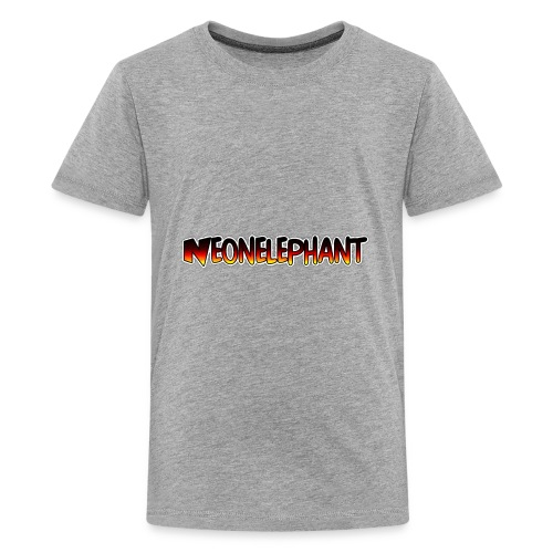 NEONELEPHANT - Kids' Premium T-Shirt