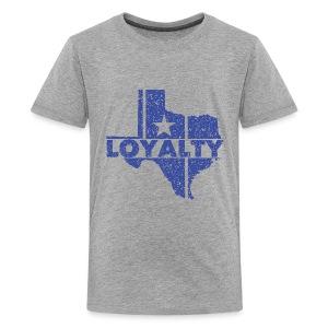 Loyalty - Kids' Premium T-Shirt