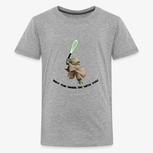 May The Whisk Be With You - Kids' Premium T-Shirt