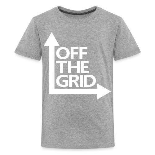 OFF THE GRID - Kids' Premium T-Shirt