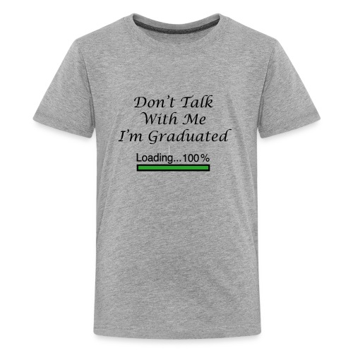 graduated day - Kids' Premium T-Shirt