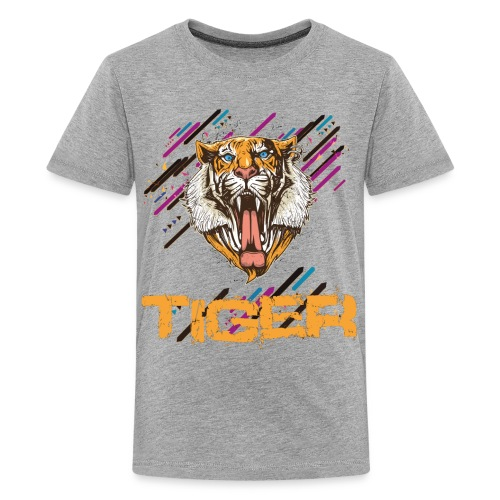 Tiger T-Shirt 2018 - Kids' Premium T-Shirt