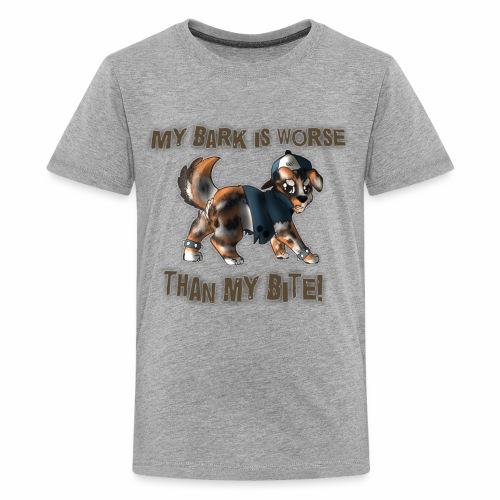 The Punky Pupper - Kids' Premium T-Shirt
