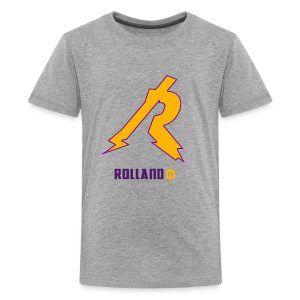 No Boarder R - Kids' Premium T-Shirt