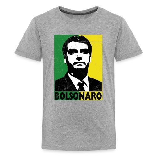 Jair Bolsonaro Presidente 2018 Brasil - Kids' Premium T-Shirt