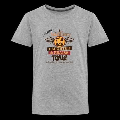 SFLAP TOUR SHIRTS - Kids' Premium T-Shirt