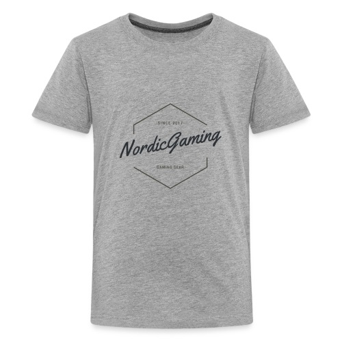 NordicGaming T-shirt - Kids' Premium T-Shirt