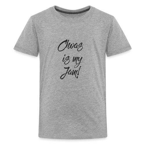 Choas is myJam - Kids' Premium T-Shirt