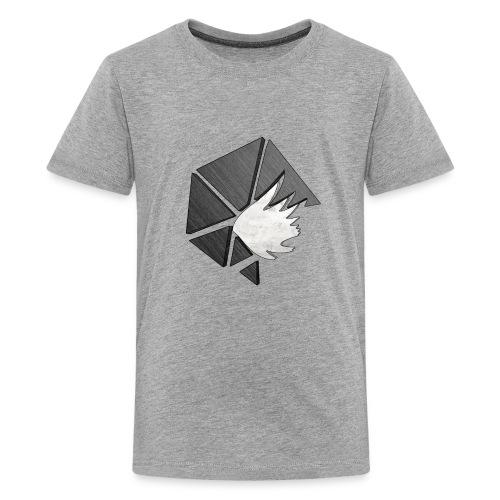 Broken Logo - Kids' Premium T-Shirt