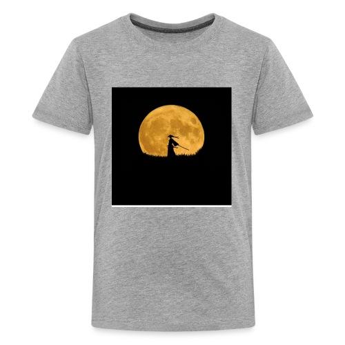 Midnight warrior - Kids' Premium T-Shirt