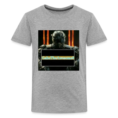 GabeTheAwesome8 - Kids' Premium T-Shirt