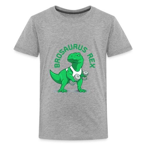 Brosaurus Rex Sweet Ass T-Shirt - Kids' Premium T-Shirt